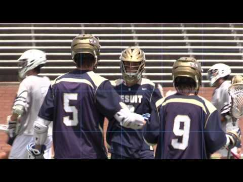 Jesuit Dallas Lacrosse - 2017 THSLL State Championship Highlights - May 14, 2017