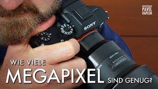 Wie viele Megapixel sind genug?