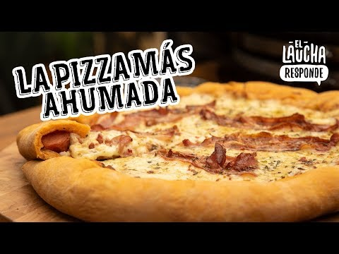 La Pizza Más Ahumada del Mundo | Desafío Uvasal