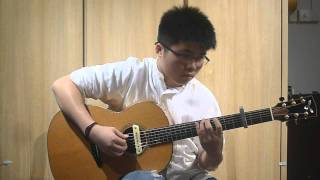 Kevin Loh(13) plays Keys to Hovercar - Andy Mckee