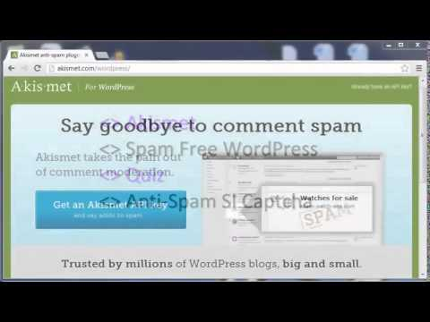 4 Ways To Stop Spam Comments In Your WordPress Blog
