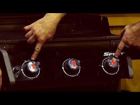 Weber® Gas BBQ: How To set Up For Direct And Indirect Grilling