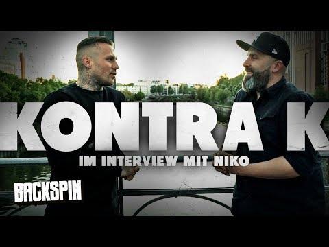 """Kontra K mit Niko: """"Erde und Knochen"""", Berlin, Erfolg, Straßenrap, Konzerte, Musik-Legenden uvm."""