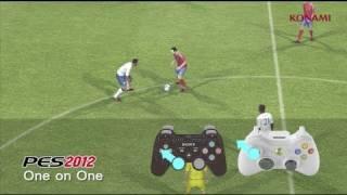 Pro Evolution Soccer 2012 - One-on-One Trailer (Multi-Platform)