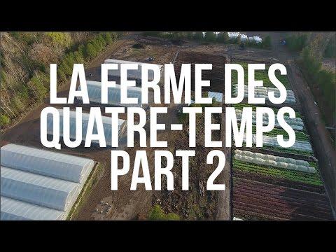 JM FORTIER'S NEW FARM Part 2