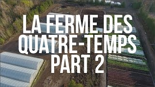 JM FORTIER'S NEW FARM Part 2