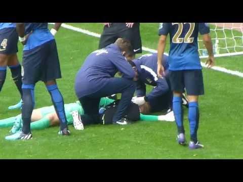 West Ham vs Man City Wash His Hair Chant To Joe Hart
