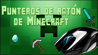 Tutorial Como Cambiar El Cursor Del Mouse A La Espada De Minecraft MEGA