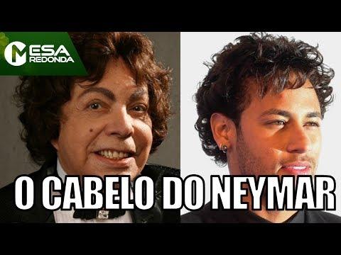 Cabelo Do Neymar, Recado Do Gabriel Jesus E Melhores Embaixadinhas (25/06/17) - Mesa Quadrada