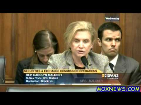 Head Of Securities And Exchange Commission Testified To Congress