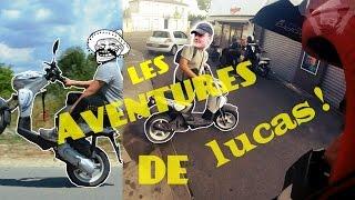Les Aventures de Lucas #1 - Crevaison, Wheelings !