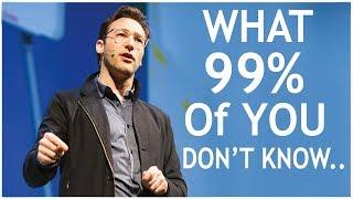 Wake Up Call Speech For Millennials (Inspiring/Motivational Video By Simon Sinek)