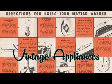 Vintage Appliances: Velveteen Lounge Kitsch-en