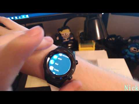 Huawei Smartwatch 2 REVIEW/OVERVIEW