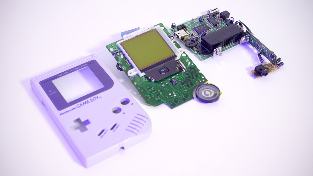 Nintendo game boy color youtube - Nintendo Game Boy Color Youtube 2