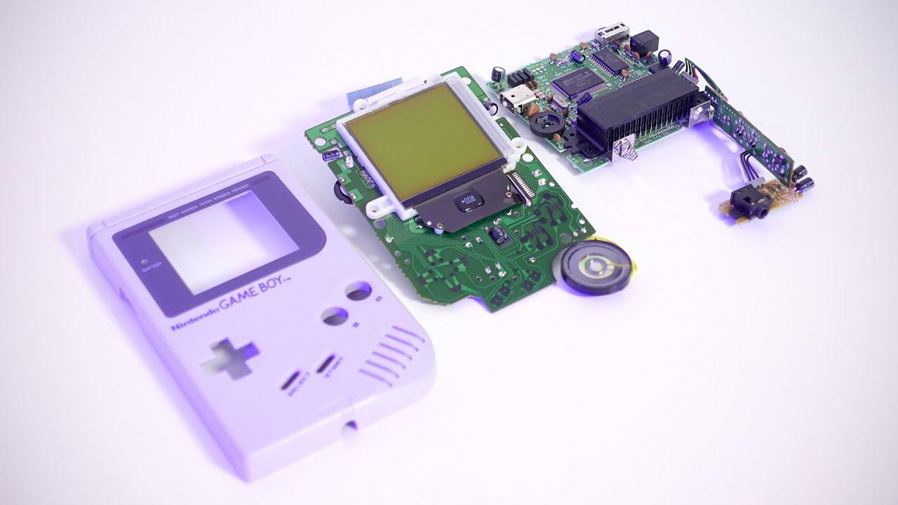 Nintendo game boy color youtube - Nintendo Game Boy Color Youtube 2