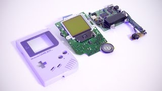 Game Boy Deconstructed!