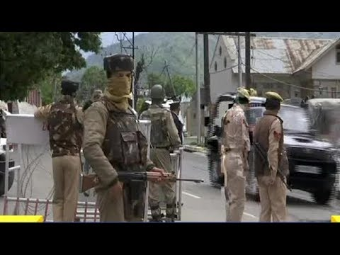 Security on high alert ahead of PM Modi's visit to Srinagar