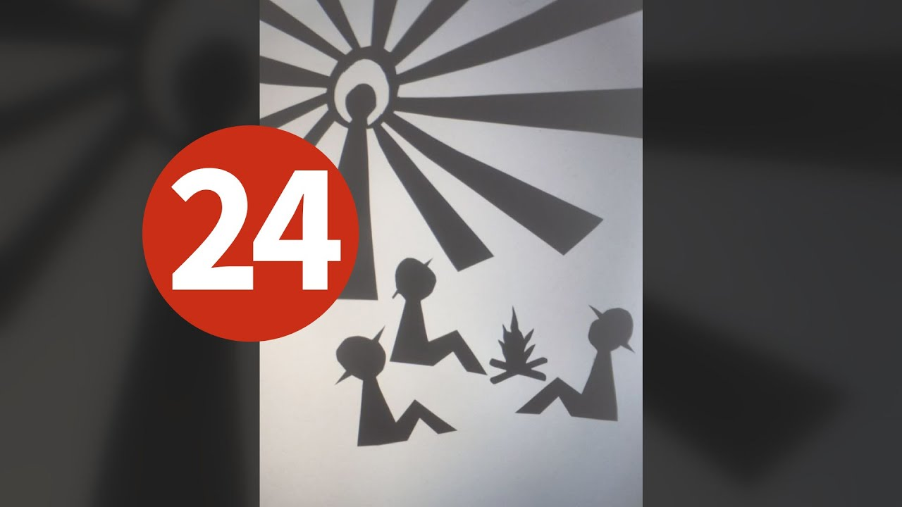 Türchen 24 - Das Krippenspiel aus der Oststraße