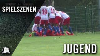Hamburger SV II - FC St. Pauli II (U16 B-Junioren, Regionalliga Nord) - Spielszenen | ELBKICK.TV