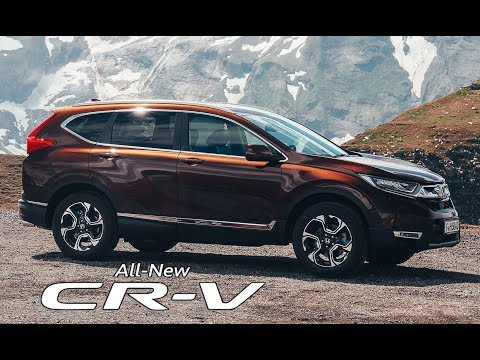 2019 Honda CR-V Features, Design, Interior and Driving