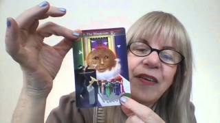 The Kingdom Within Tarot & The Alchemy of Tarot Book Review Part 2