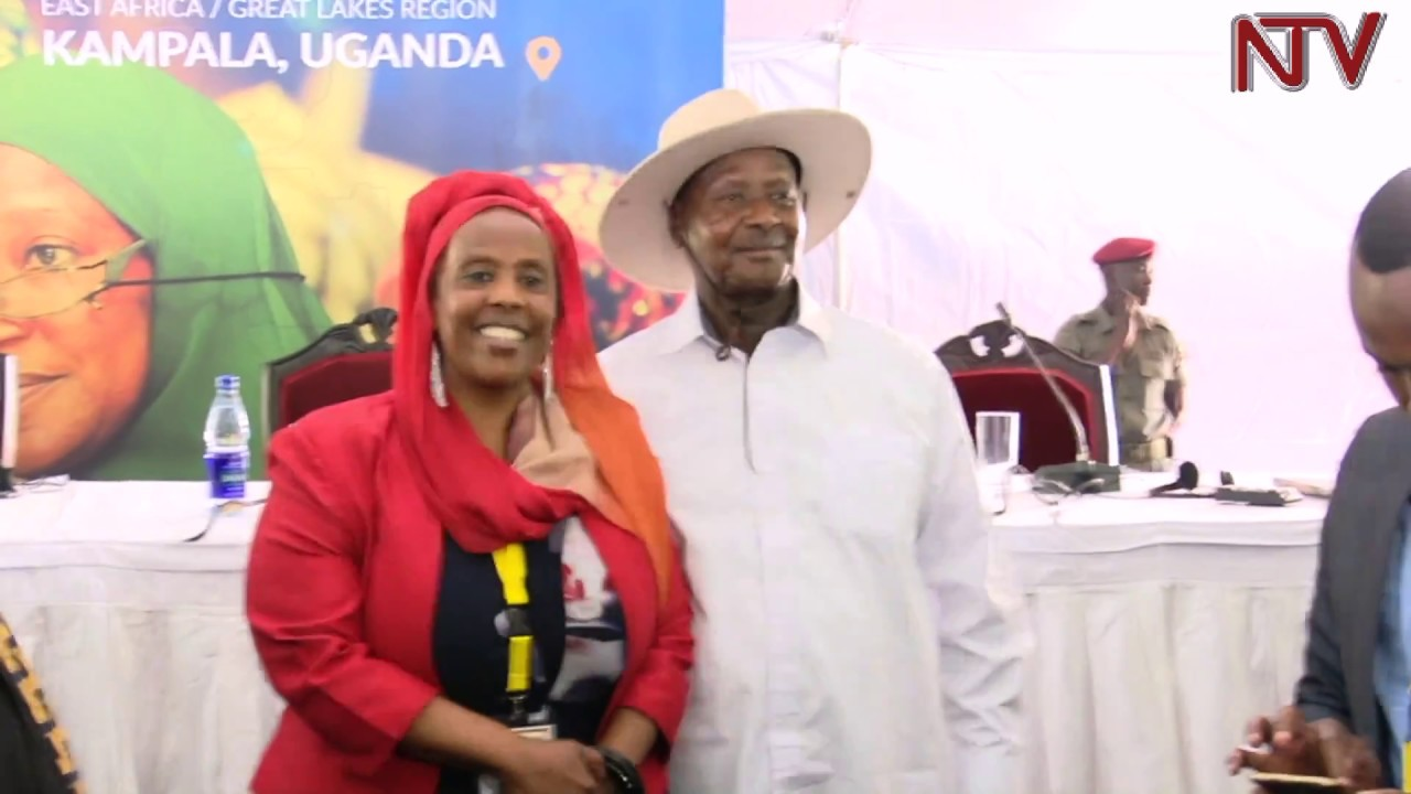Museveni speaks out on homosexuality statistics