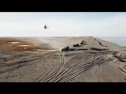 """""""Vostok 2018"""" - Rússia testa defesas antiaéreas"""