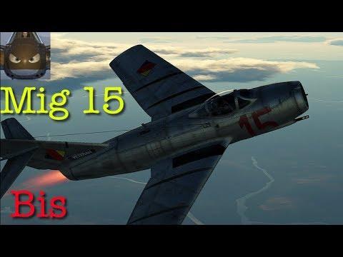 War Thunder SIM - Mig 15 Bis - (German)