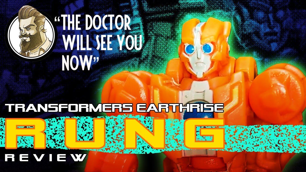 The Doctor is in! Earthrise Rung Review by Ham Man