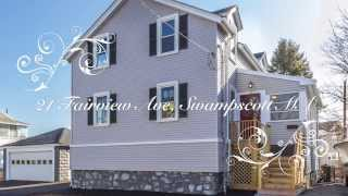 21 Fairview Ave, Swampscott MA  - Ocean City Development