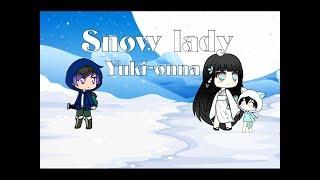 Yuki-Onna|| Snow Lady|| Japanese Urban Legend|| GLMM