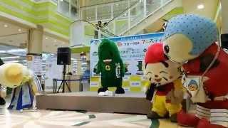 ロブスターがやってきた!! ゴーヤ先生のステージ 2015.9.23三田フローラ88