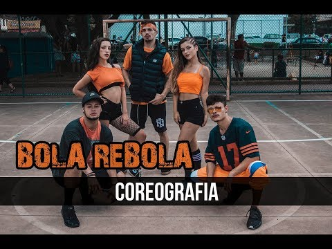 Bola Rebola - Anitta MC Zaac J Balvin Tropkillaz  Coreografia Gibson Moraes