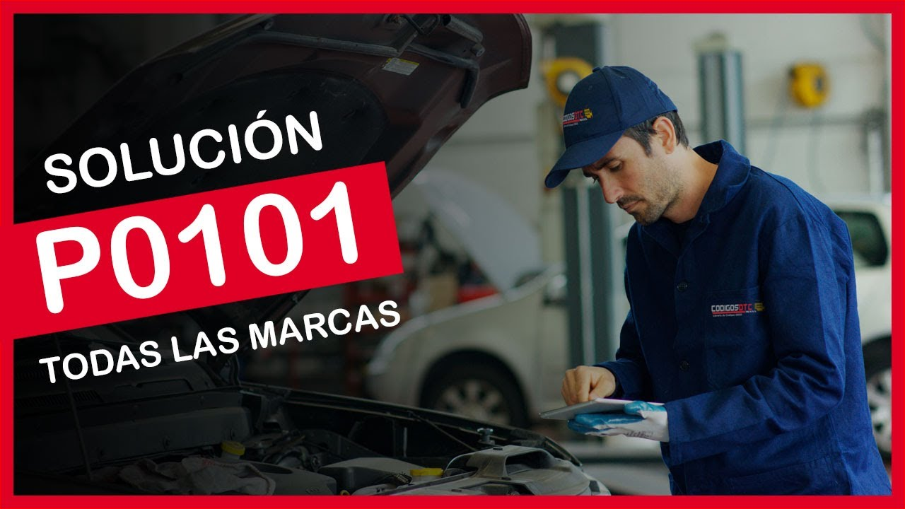 P0101 ✅ SYMPTOMS AND CORRECT SOLUTION ✅ - Fault code OBD2