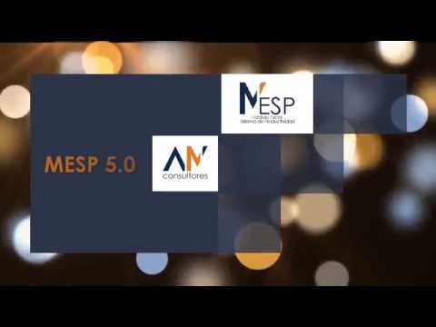 Módulo Excel Sistema de Productividad - MESP 5.0
