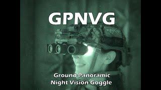 GPNVG Ground Panoramic Night Vision Goggle