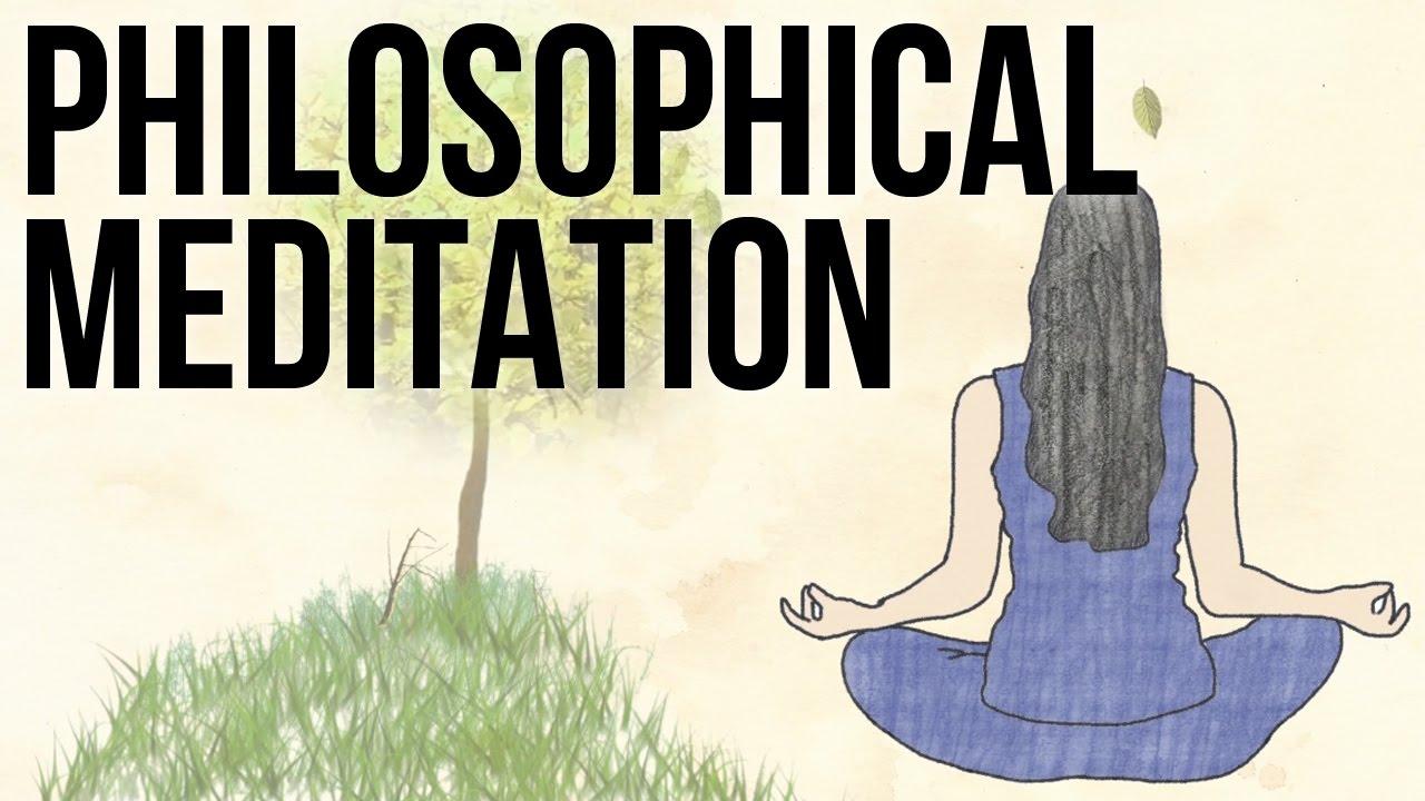 Download Philosophical Meditation