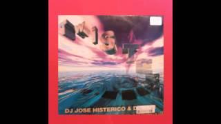 DJ JOSE HISTERICO &  DJ ERIC -   TWISTER (BASE VERSION)