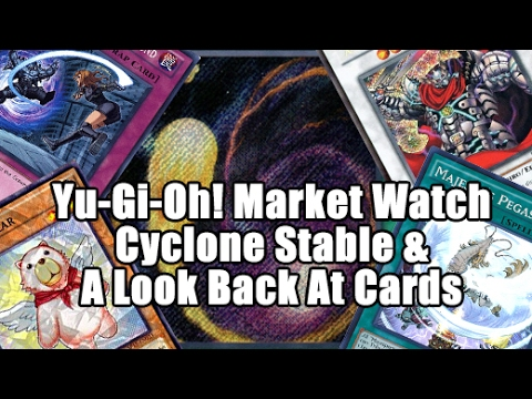 HoC Yu-Gi-Oh! Market Watch - Cosmic Cyclone Stabilizes/Fluffal Hype Continues/Card Reviews