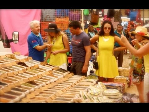 Adventures in Kas, Turkey #2: Market Day with TalkBeckyTalk & Holly Sheeran