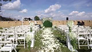 Wesele w namiocie AJ EVENT&WEDDING PLANNER