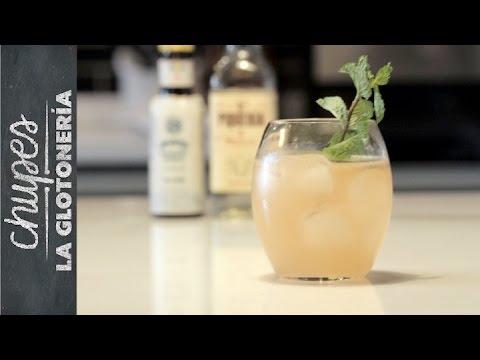 El Mezcal Refrescante | La Glotonería