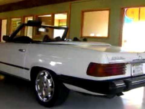 1974 mercedes benz 450 sl r and b car company inc warsaw youtube. Black Bedroom Furniture Sets. Home Design Ideas