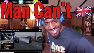 Ambush - Man Can't [Music Video] | GRM Daily | REACTION