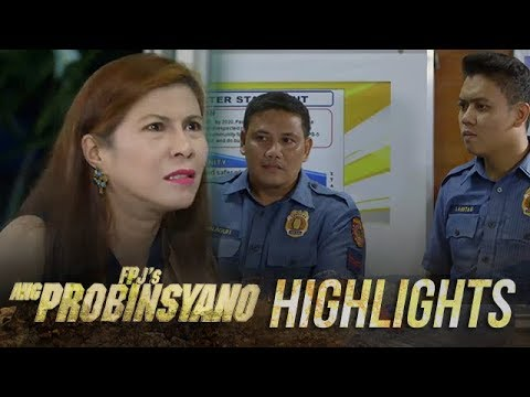 FPJ's Ang Probinsyano: Rosa reports the Vendetta to the police