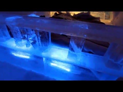 Igloo Ice Hotel In Alta 2016