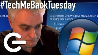 Jon Upgrades To Windows Vista - The Gadget Show #TechMeBackTuesday