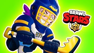 ICE HOCKEY PLAYER (Mysterious Warrior Mortis) Brawl Stars