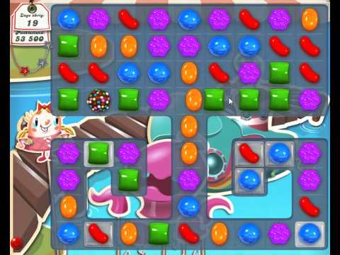 Candy Crush Saga Level 133